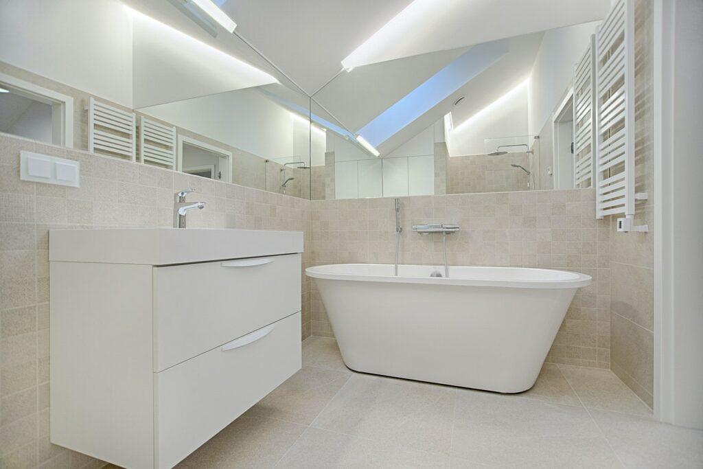 vinyl composite bathroom flooring