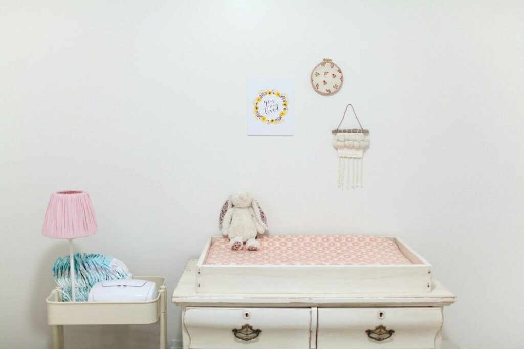 baby room functionality