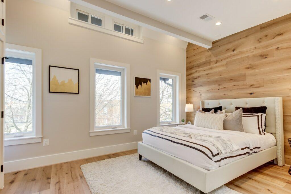bedroom hardwood flooring costs
