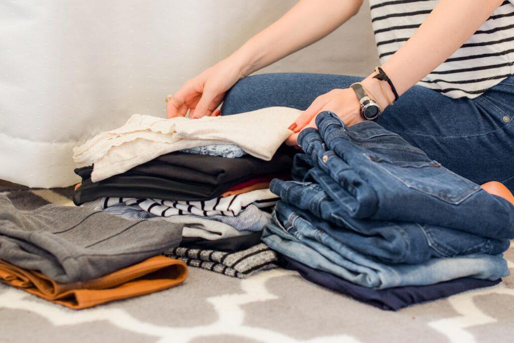 how to organize your home closet