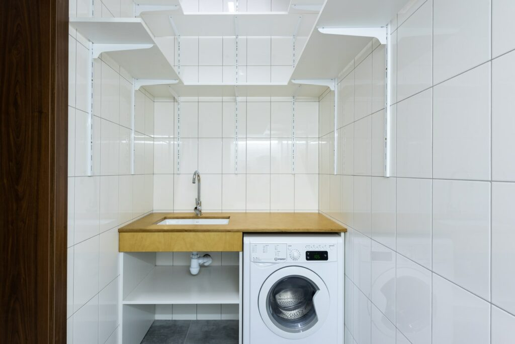 laundry room layout