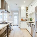 length kitchen remodeling Fairfax