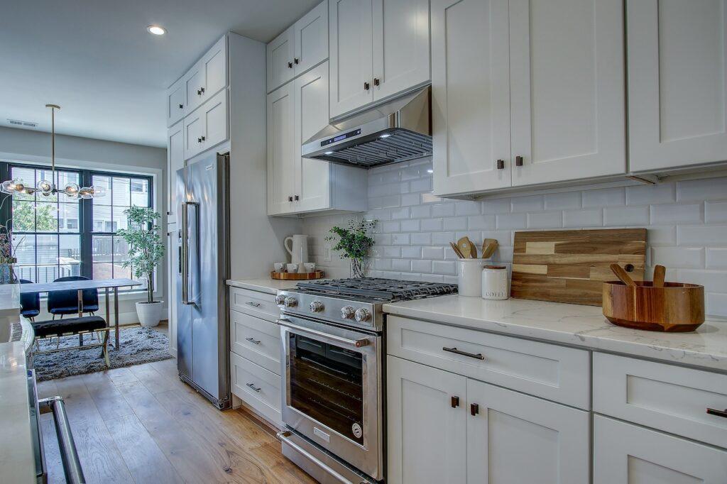 planning kitchen remodel Fairfax