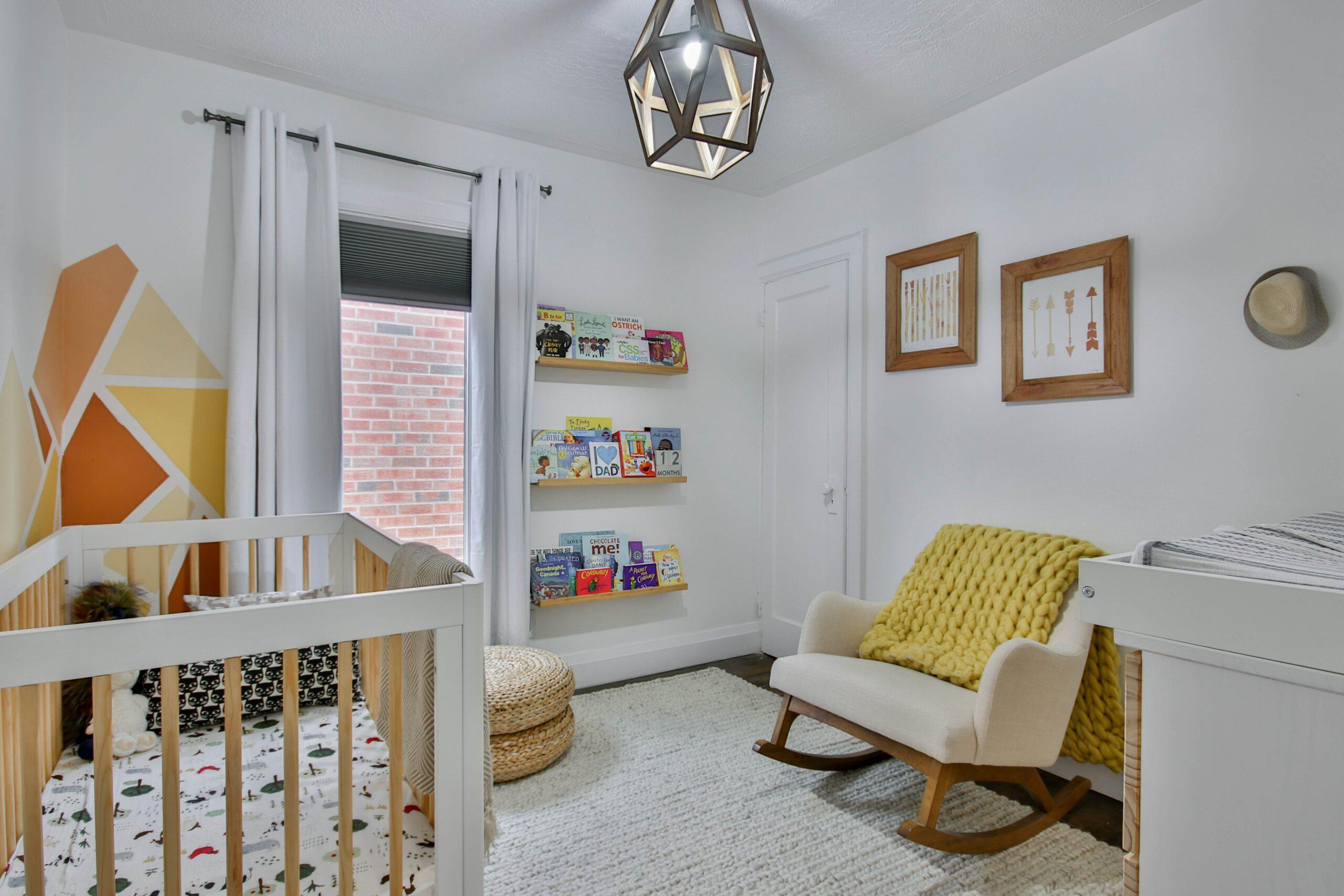 remodel baby room