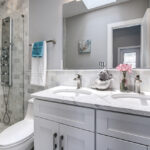 bathroom design rules